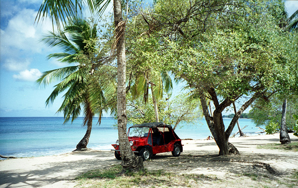 rent a mini moke in barbados